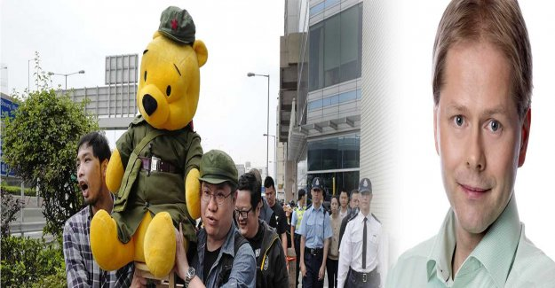 In China censorship banned Winnie the Pooh