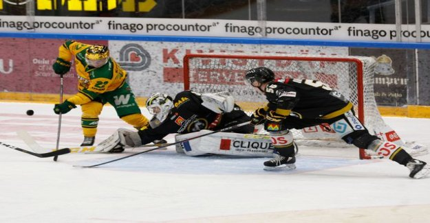 In the regular season the Lynx had done to the Weasels network a total of only three goals – the ability of oulu derail any?