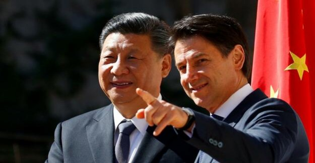 Italy's Pact with China on New silk road alerted Europe