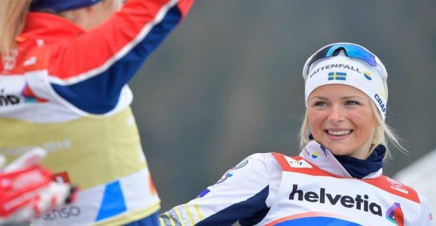 Johan Esk: Frida Karlsson is the ski association's gift from above