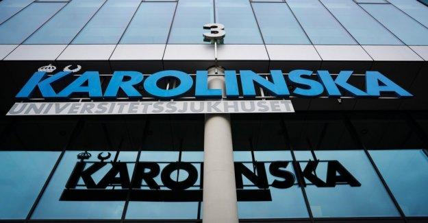Karolinskas chief financial officer is leaving his job