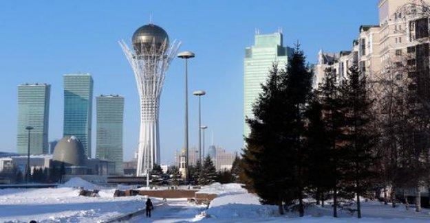 Kazakhstan's capital city will be renamed in Nursultan