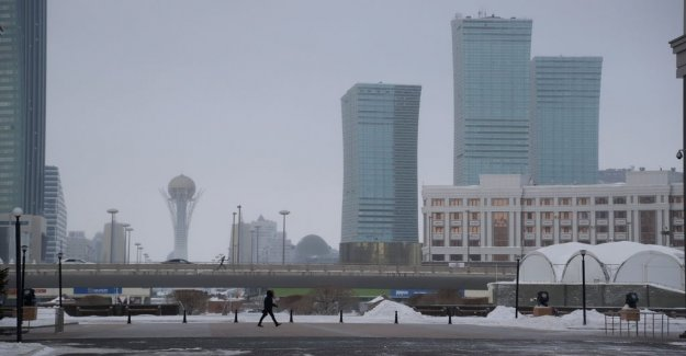 Kazakhstan's capital is named after the dictator