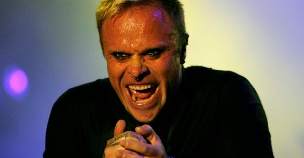 Keith Flint (49), the frontman of The Prodigy, get out of the life