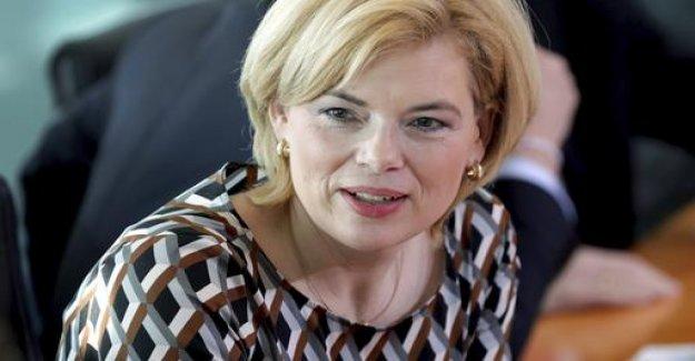 Klöckner a year in office: no forced