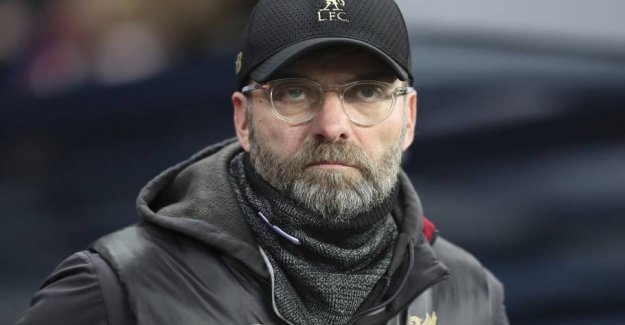 Klopp tricked into nightclub: Published for the Norwegian star