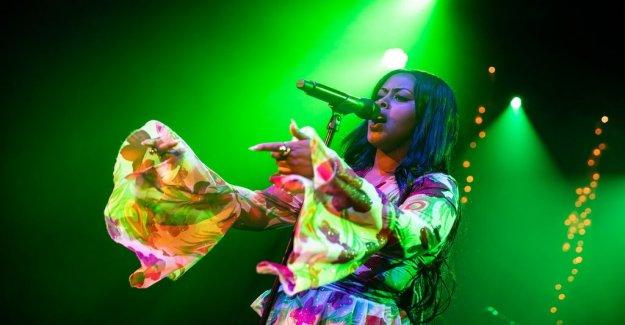 Konsertrecension: Cherrie fills Bern with love and joy