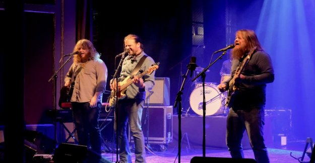 Konsertrecension: Cordovas want to be a vattenkastrull at boiling point