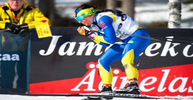 Krista Pärmäkoskelta redoubtable summary of the SM-championships - Kaisa Mäkäräinen remained without medals