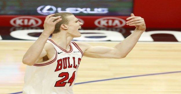 Lauri marks of a top night! Finnish lead Chicago to victory in overtime thriller in the