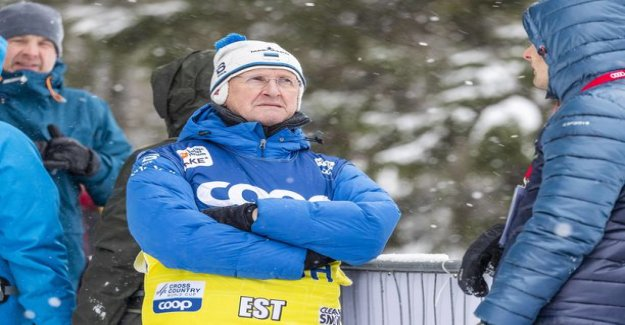 Leaves: Skiing doping scandal connected with the Estonian coach Mati Alaver has been arrested