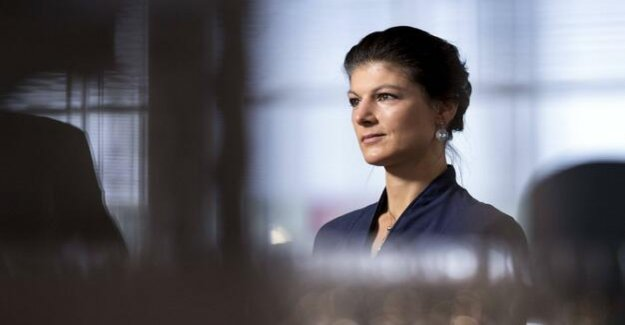 Left party : Wagenknecht has new energy for landscape shots