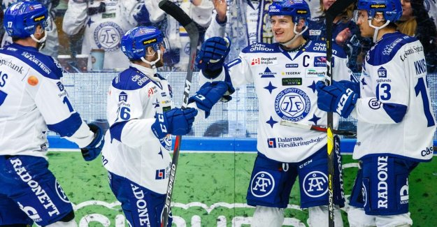 Leksand ready for the playoff crushed Modo