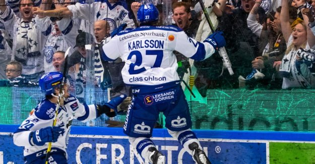 Leksand won the hot match against Mora – relaxing the grip on the qualifying