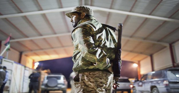 Libyan rivals on the road to be agreed