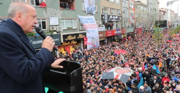 Local elections in Turkey: AKP threatens to lose in the big cities