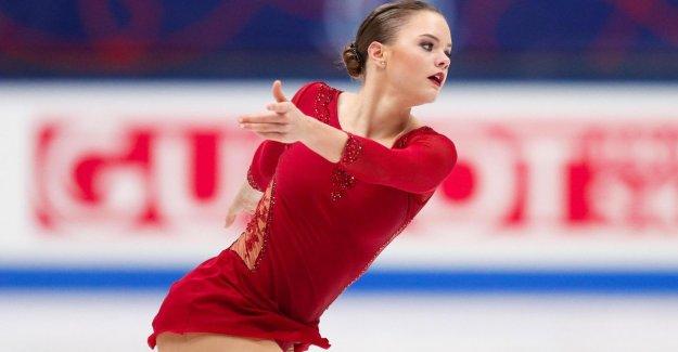 Loena Hendrickx finishes twelfth at the world CHAMPIONSHIPS figure skating, Zagitova takes title
