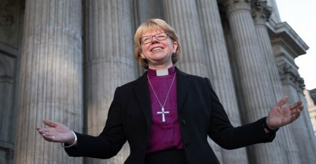 London Bishop in the Berlin Cathedral : A sermon for Europe's Cohesion