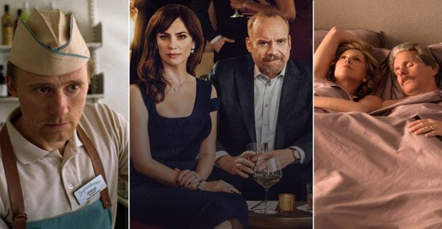 Love Culture pick: the Week's best tv series