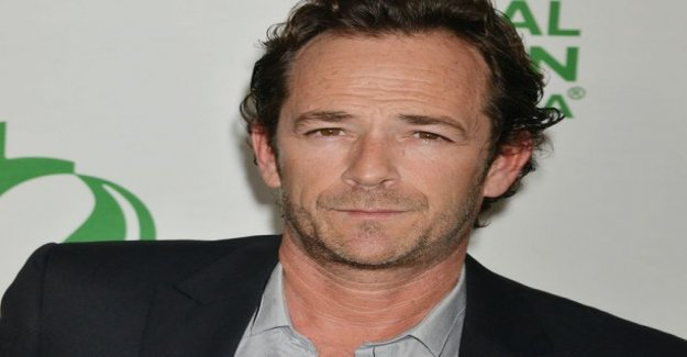 Luke Perry is expected to become the Walk of Fame -stars