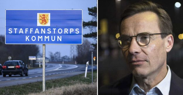 M-the leader: the Law also applies in Staffanstorp