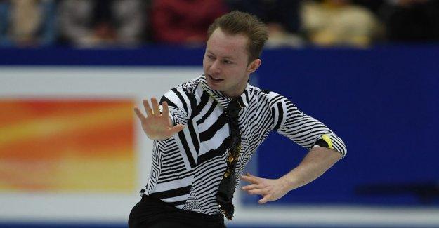 Majorov defied migränen in the last world CHAMPIONSHIP run