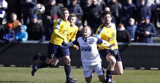 Målfest in nedrykningsdrama: Awesome comeback in injury time