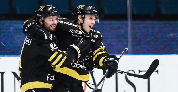 Målfest in the period of the two – then won the AIK