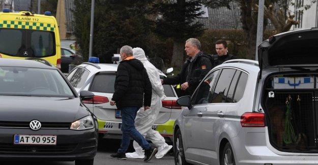 Man dead by shot: Looks like a jalousidrab