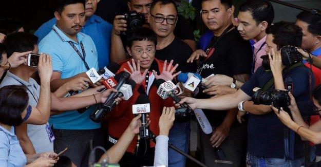 Marianne Björklund: Duterte wants to silence a critical journalist