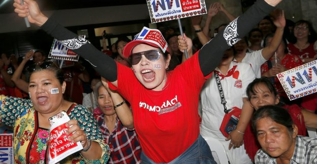 Marianne Björklund: the Military looks to be able to retain power in Thailand
