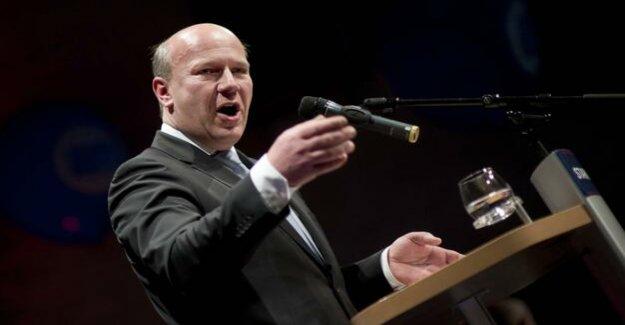 Marte Stein about Berlin's CDU-man Wegner : a saw rmeister!