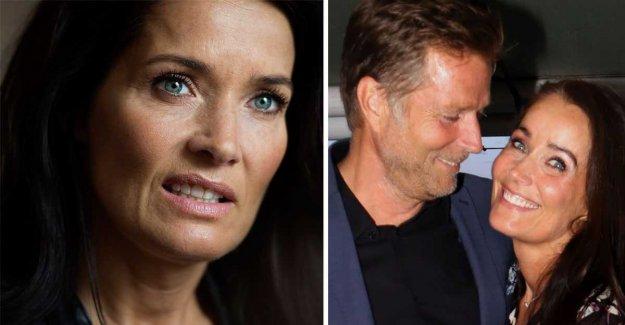 Martin Lamprecht and Agneta Sjödin has taken a break