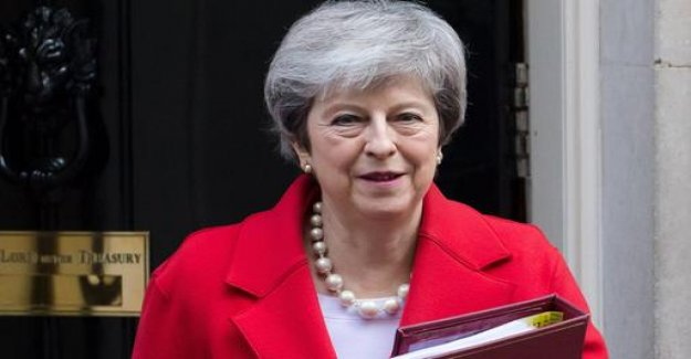 May can be a third party Brexit vote, fail may