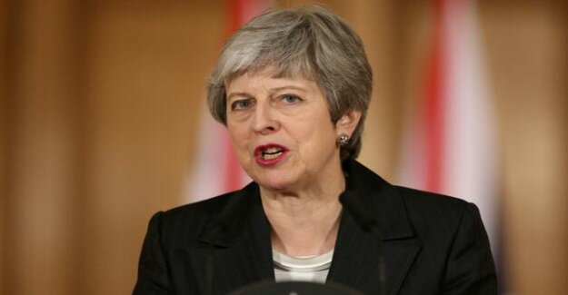 May on the British people : I'm on your side