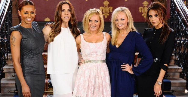 Mel B does spicy unveiling: I've had sex with Geri Halliwell