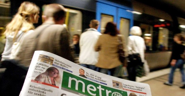 Metro risk the reorganisation of the business