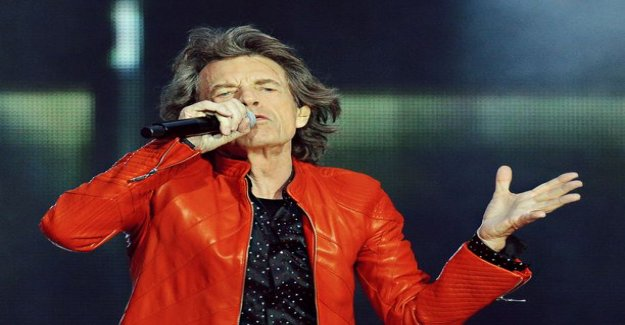 Mick Jagger-hospital care - The Rolling stones cancel entire tour