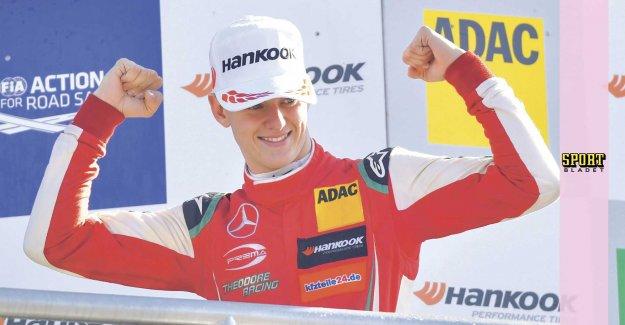 Mick Schumacher to drive F1 for Alfa Romeo, already in april