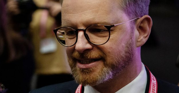 Mikael Damberg (S): We did not radicalisation in Sweden seriously enough