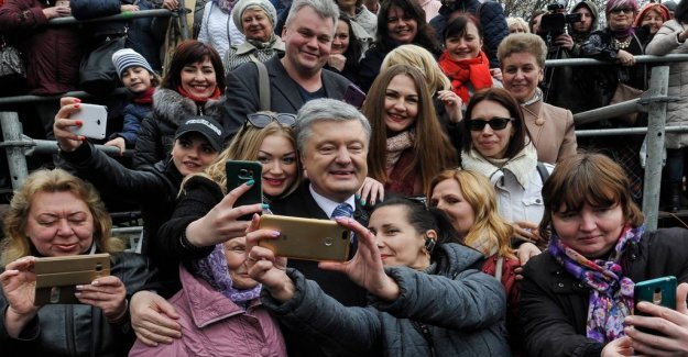 Million ukrainians will not be able to vote