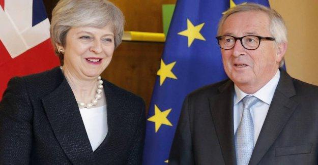 Minister: Agreement on new brexitændringer