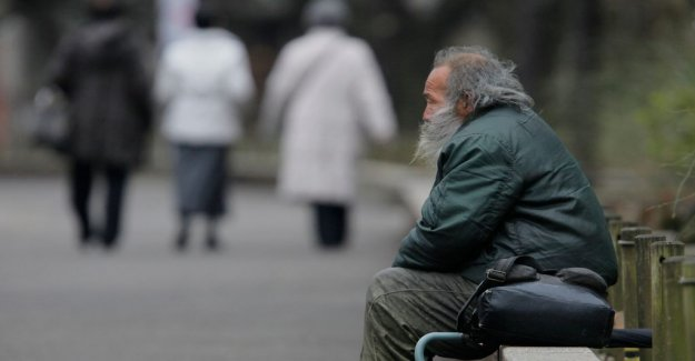 More and more japanese people are living in isolation