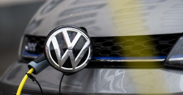 More money from the state : the VW expects greater support for E-mobility