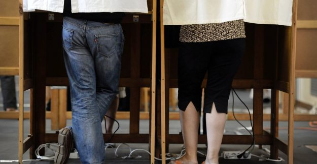 National numbers for elections in may: Open VLD is the first Flemish party