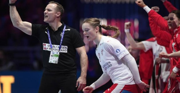 New Danish triumph - smashing the opponent