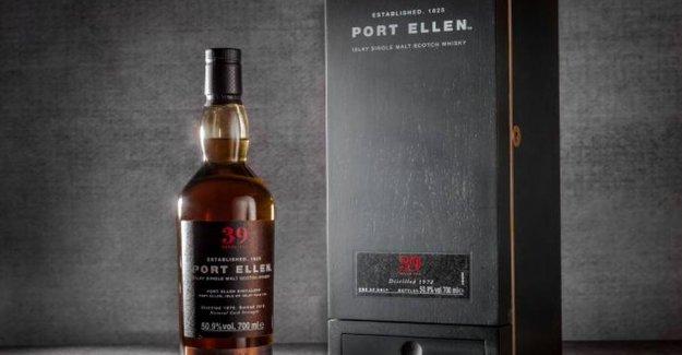 New Port Ellen bottlings on the market