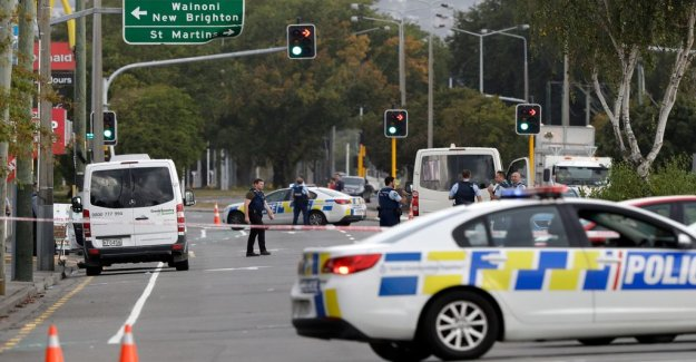 New Zealand previously spared from major acts of terrorism