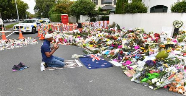 New Zealand prohibits to attack with 50 dead assault rifles