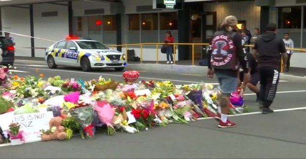 New Zealand's prime minister hailed after the massacre